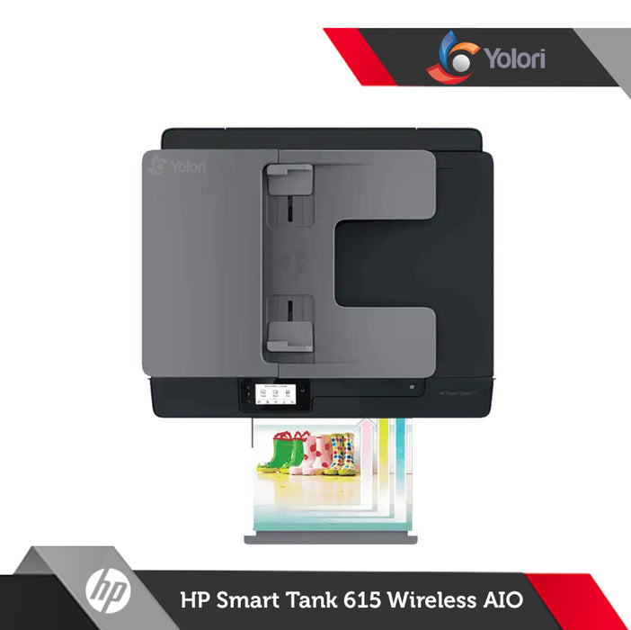 Promo HP Smart Tank 615 All In One