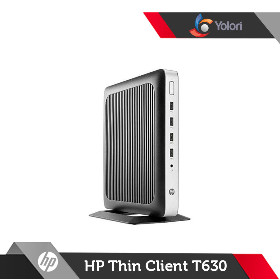 HP t630-2ZU97AA [AMD GX-420GI, 4GB, 8GB, AMD R6E, Thin Pro] + HP Monitor P224