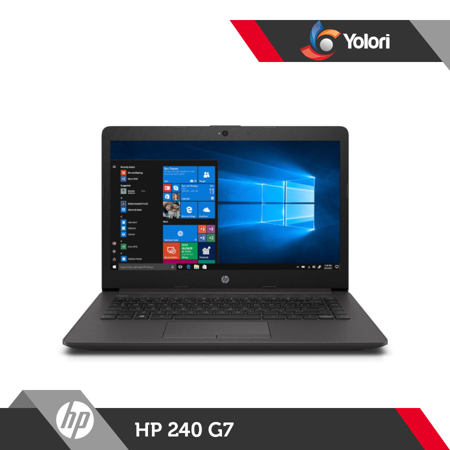 HP 240 G7 [Ci5-1035G1, 8GB, 256GB, Intel UHD, Windows 10 Pro]
