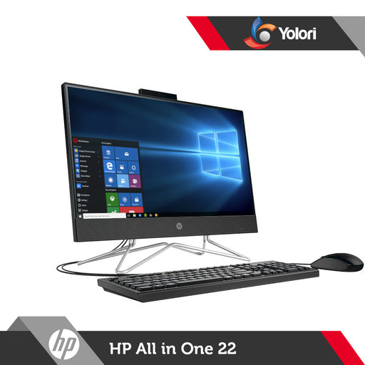 HP AIO 22-dd0120d [Ci3-1005G1, 4GB, 512GB, Intel UHD, Windows 10]