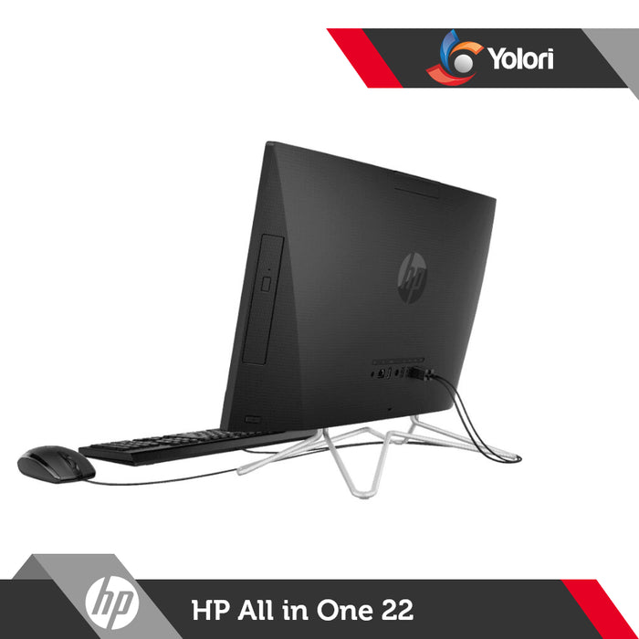 HP AIO 22-df1001d [Ci3-1115G4, 4GB, 512GB, Intel UHD, Windows 10]
