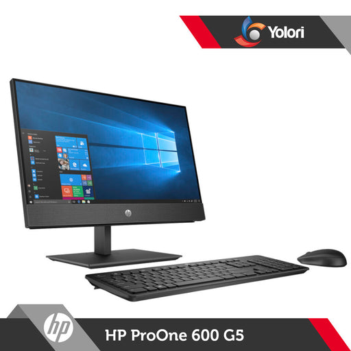 HP ProOne 600 G5 [Ci7-9700T, 8GB, 1TB, Intel UHD, Windows 10 Pro, Touch]