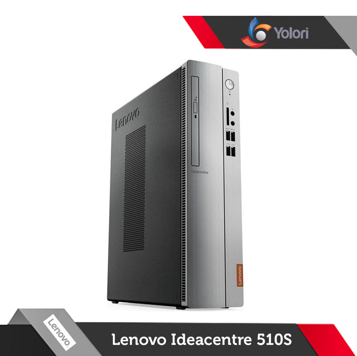 Lenovo Ideacentre 510s-90K800 [Ci3-9100, 4GB, 1TB, Nvidia 2GB, Windows 10] + Lenovo Monitor LI2215s