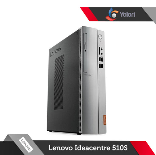 Lenovo Ideacentre 510s-90K800 [Ci3-9100, 4GB, 1TB, Intel UHD, Windows 10] + Lenovo Monitor LI2215s