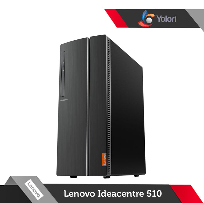Lenovo Ideacentre 510-90LU00 [Ci5-9400, 8GB, 1TB, Intel UHD, Windows 10] + Lenovo Monitor LI2215s