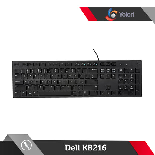 Dell Multimedia Keyboard KB216