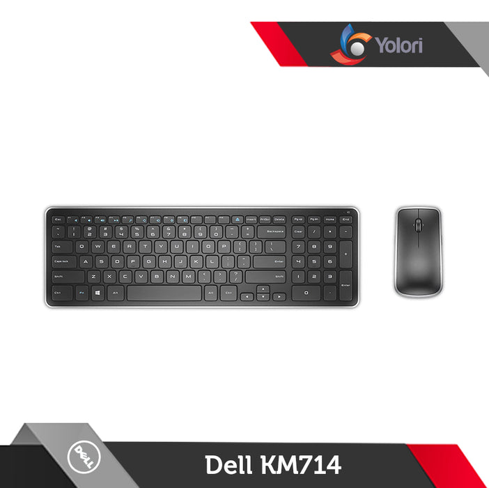 Dell Wireless Keyboard Mouse KM714