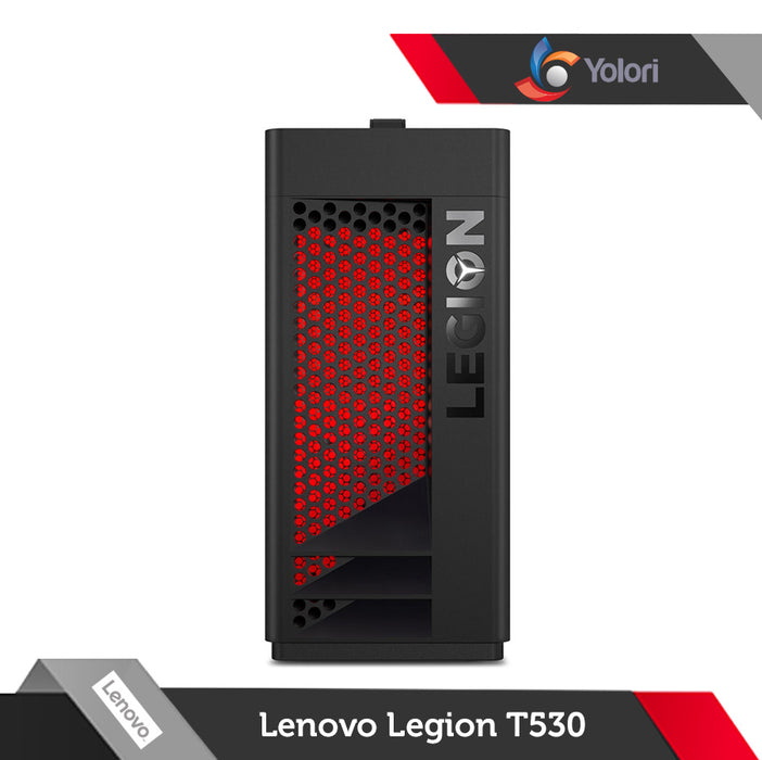 Lenovo Legion T530-90JY00 [R7-3700, 16GB, 2TB+512GB, Nvidia 6GB, Windows 10]