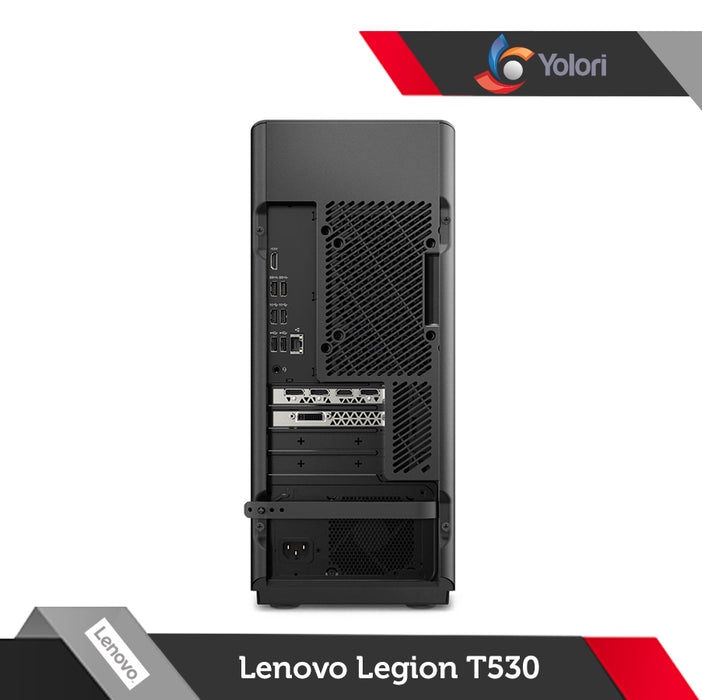 Lenovo Legion T530-90L300 [Ci5-9400, 16GB, 2TB+512GB, Nvidia 4GB, Windows 10]