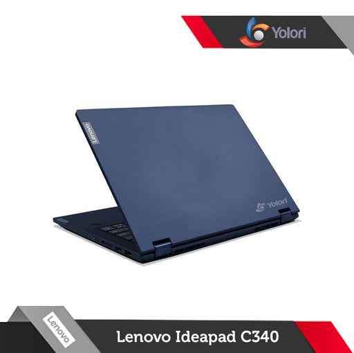 Lenovo Ideapad C340-81TK00 [Ci3-10110U, 8GB, 512GB, Nvidia 2GB, Windows 10, FHD Touch]