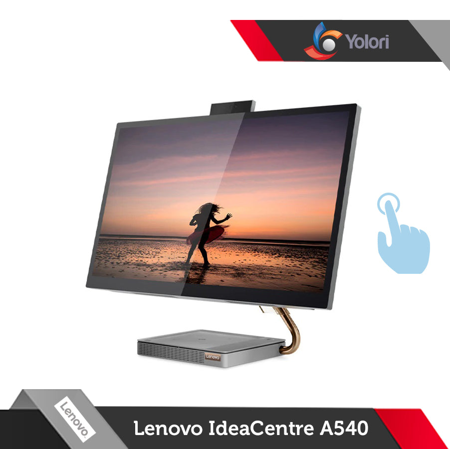 Lenovo IdeaCentre AIO 520-22iKL [Ci5-7400T, 4GB, 1TB, AMD R530, Windows 10, Touchscreen]