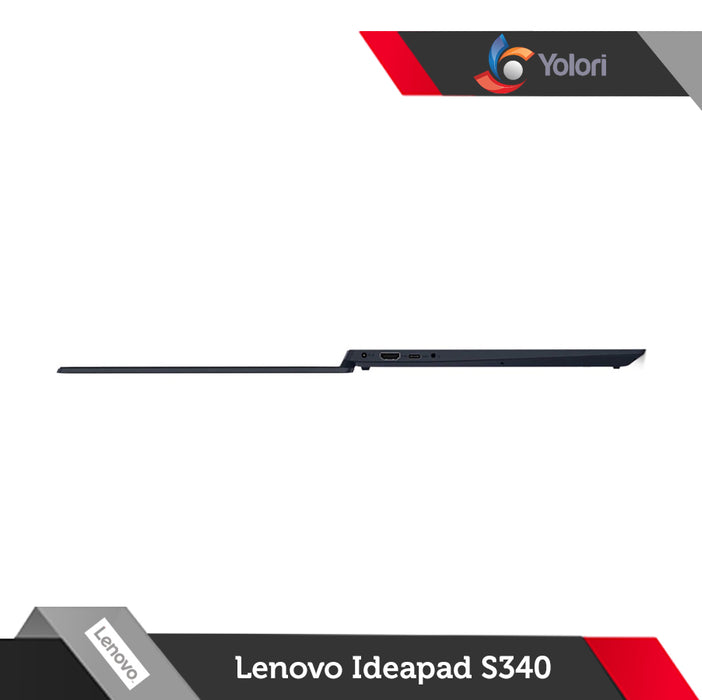 Lenovo Ideapad S340-81N701 [Ci3-8145U, 8GB, 256GB, Nvidia 2GB, Windows 10]