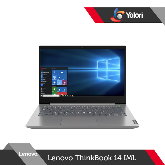 Lenovo ThinkBook 14 IML [Ci5-1035G7, 8GB, 512GB, Intel UHD, Windows 10]