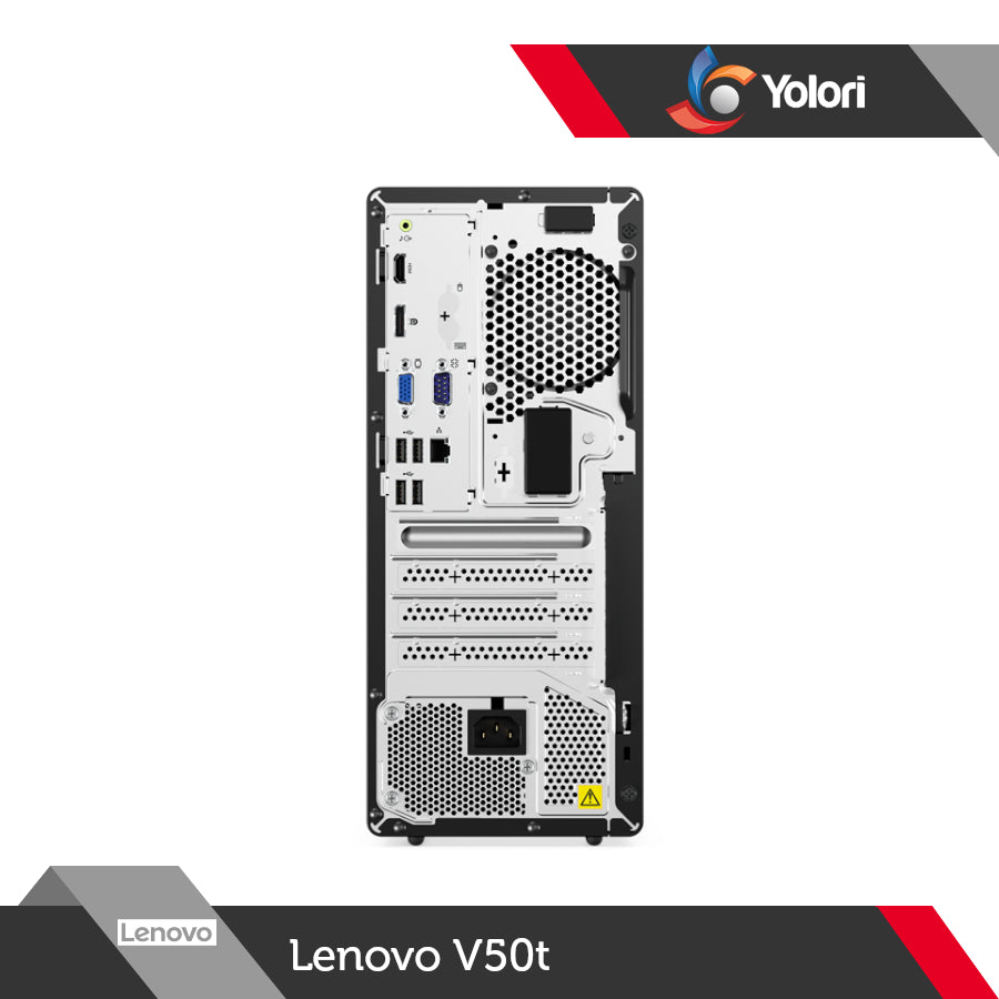 Lenovo V50t [Ci3-10100, 4GB, 1TB, Intel UHD, Windows 10] + Lenovo ThinkVision S22E-19