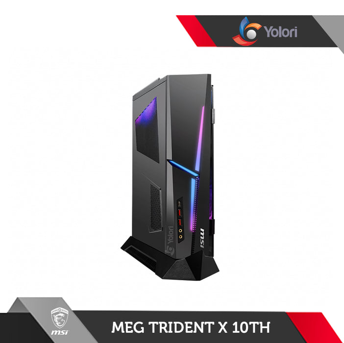Jual MSI MEG Trident X 10th