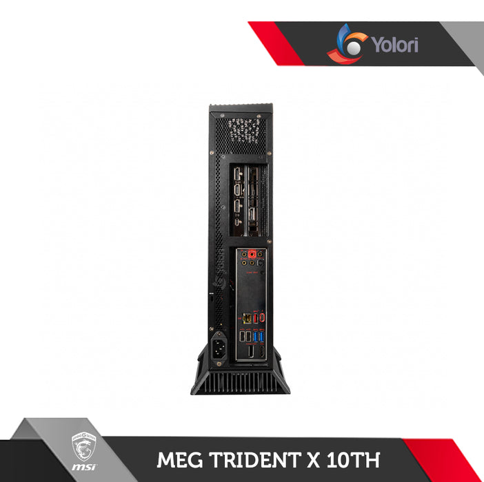 Promo MSI MEG Trident X 10th