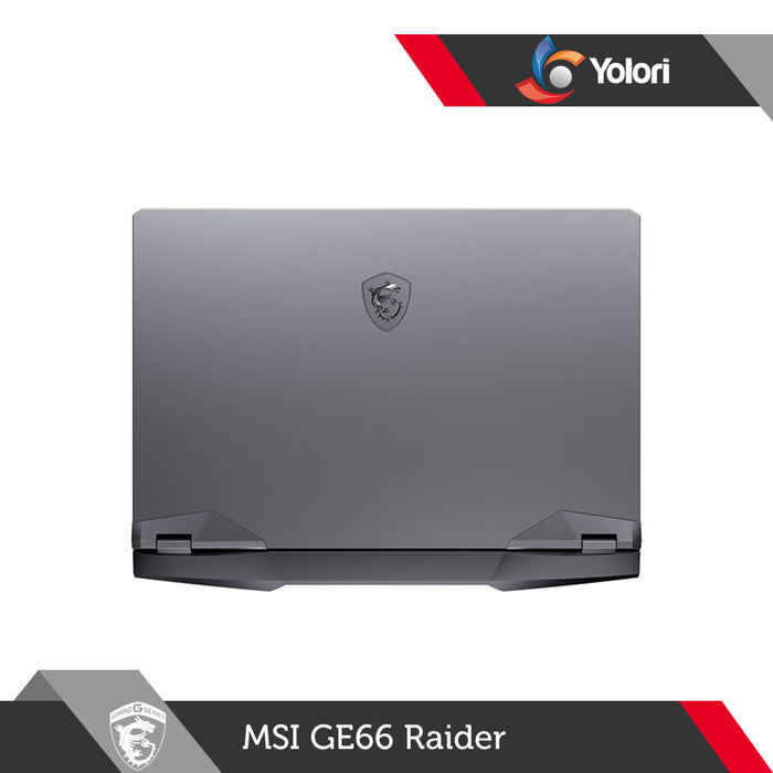 MSI GE66 Raider 10SF [Ci7-10750H, 32GB, 1TB, RTX 2070, Windows 10]