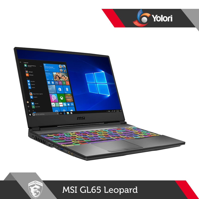 MSI GL65 Leopard 9SC [Ci7-9750H, 8GB, 512GB, GTX 1650, Windows 10]