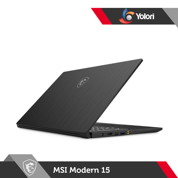 MSI Modern 15 A10RBS-446ID [Ci5-10210U, 8GB, 512GB, Nvidia MX-350, Windows 10]