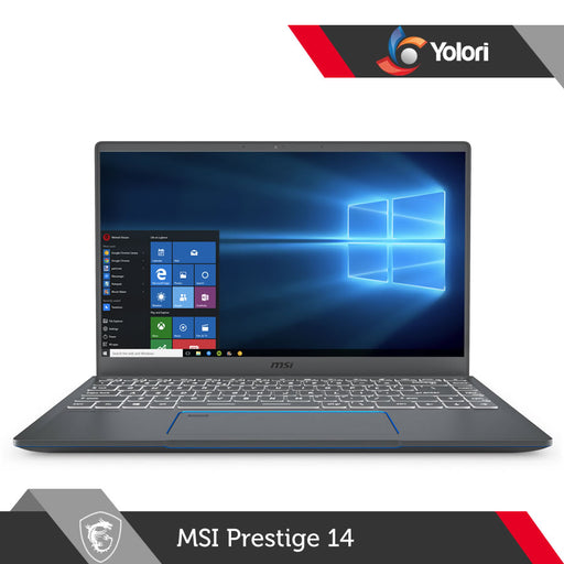 MSI Prestige 14 A10SC [Ci7-10710U, 8GB, 512GB, GTX 1650, Windows 10]