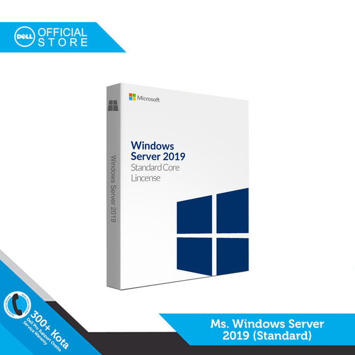 Microsoft Windows Server 2019 [Standard ROK, 16Core]
