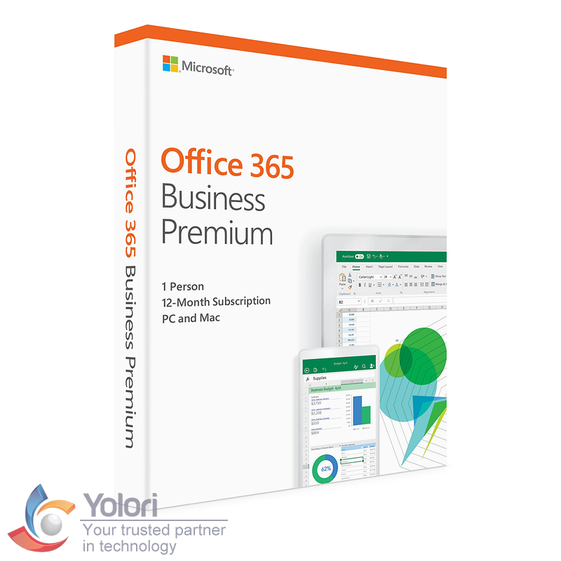 Microsoft Office 365 Business Premium - Yolori.com