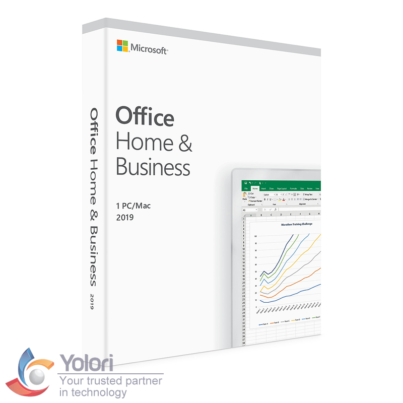 Microsoft Office Home Business 2019 - Yolori.com