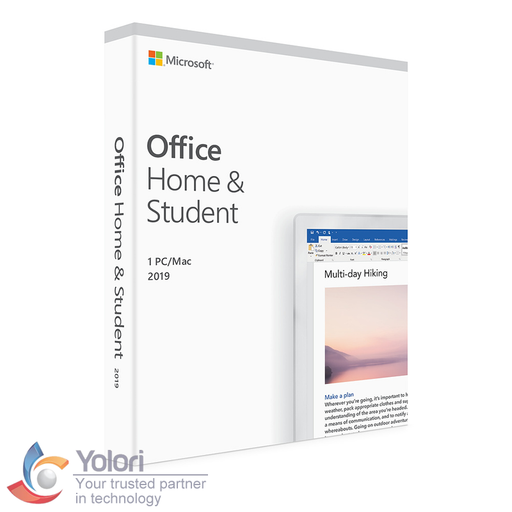 Microsoft Office Home Student 2019 - Yolori.com