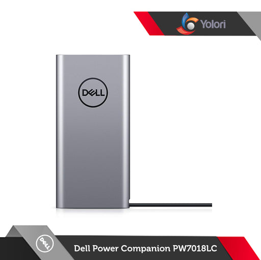 Dell Power Companion 12000 mAh PW7018LC Plus Type-C