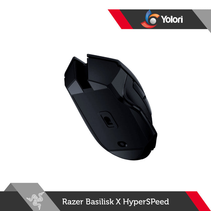 Razer Basilisk X HyperSpeed Wireless Gaming Mouse