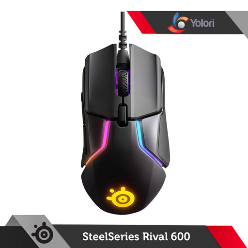 SteelSeries Gaming Mouse Rival 600