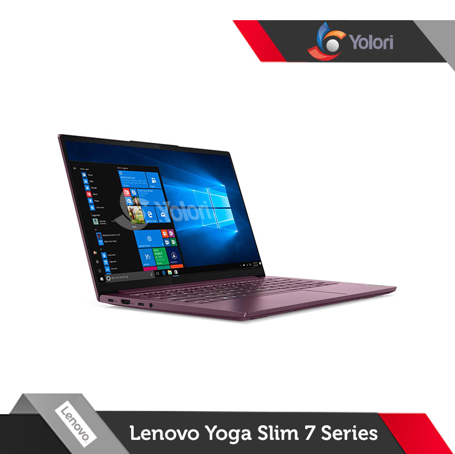 Lenovo Yoga Slim 7-82A100 [Ci7-1065G7, 16GB, 1TB, Nvidia 2GB, Windows 10]