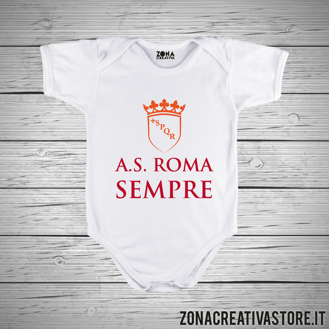 Body neonato AS ROMA SEMPRE