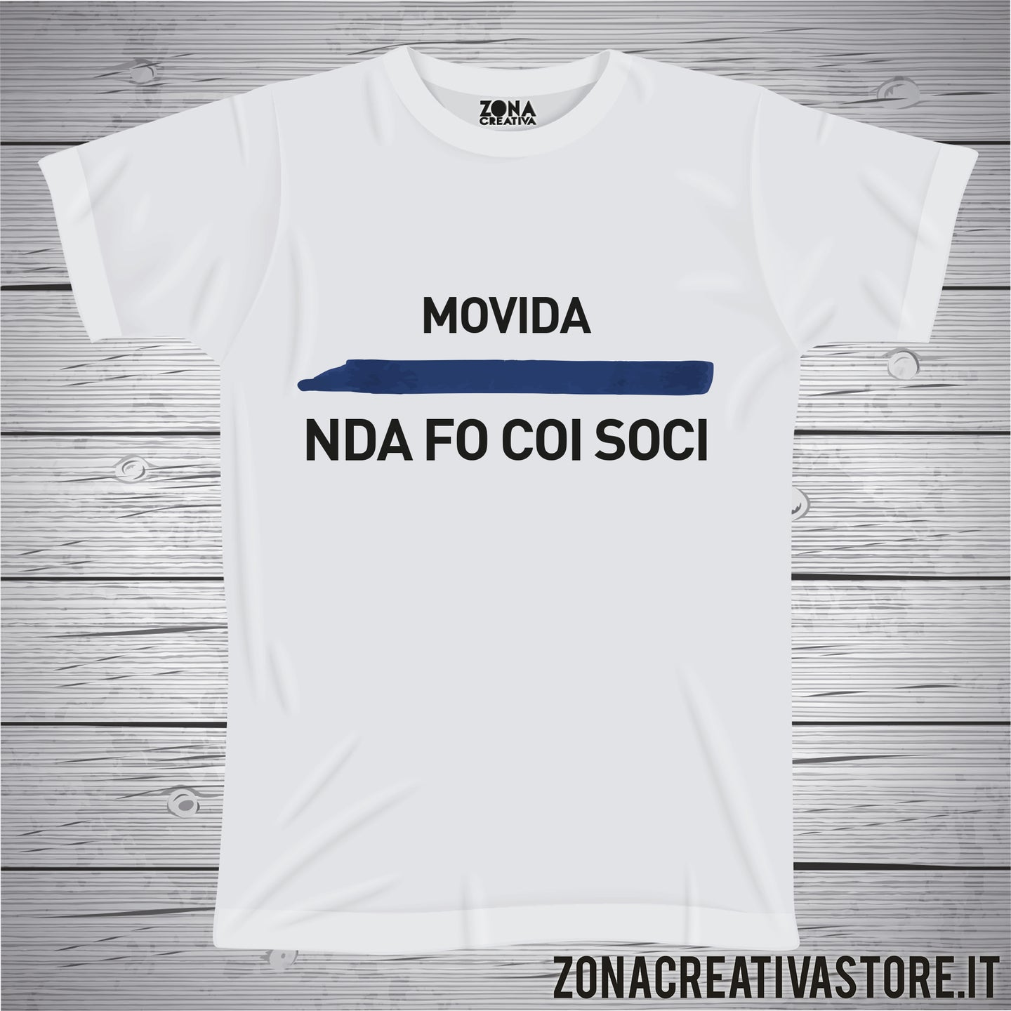 T-shirt MOVIDA