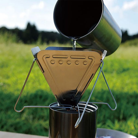 Collapsible Coffee Drip