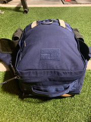fully loaded ruck