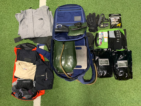 ruck contents
