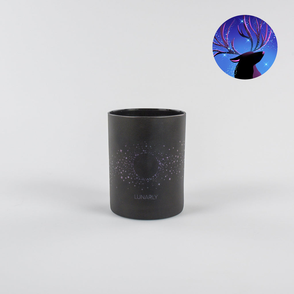 Lunarly Buck Moon Candle | 60 hour burn time