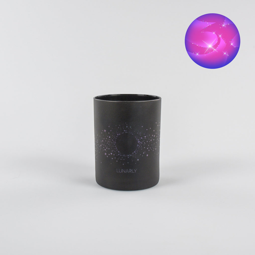 Lunarly Pink Moon Candle