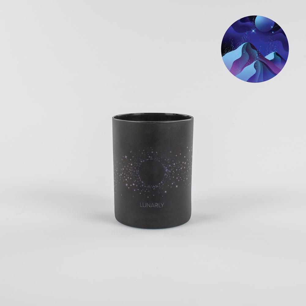 December 2019 Cold Moon Candle
