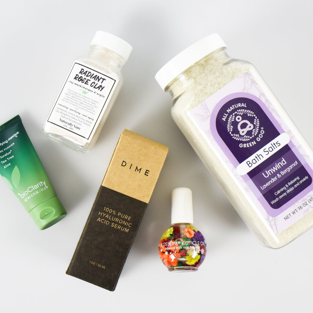 Spa from Home Self-Care Selects