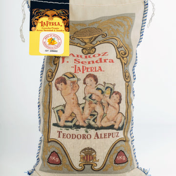 Arroz J Sendra DO Valencia Tela 1kg