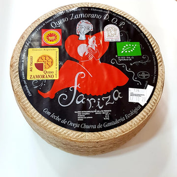 Queso Ecológico  DO Zamora 2,5kg