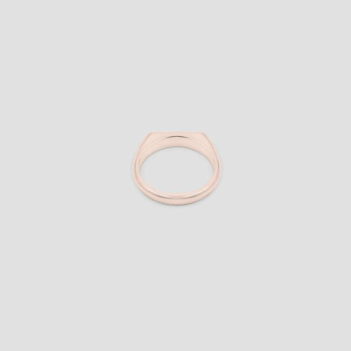 Rose Gold Minimal Band