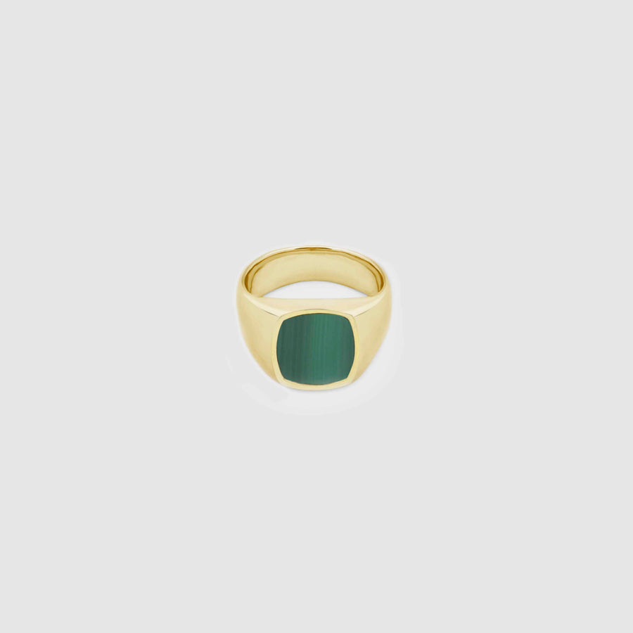 Gold Baby TV Malachite