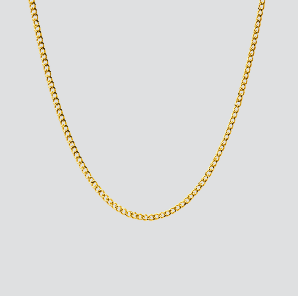Isaac Gold Chain in 14K Gold
