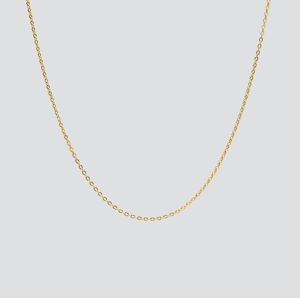 Juan Gold Chain in 10K Gold