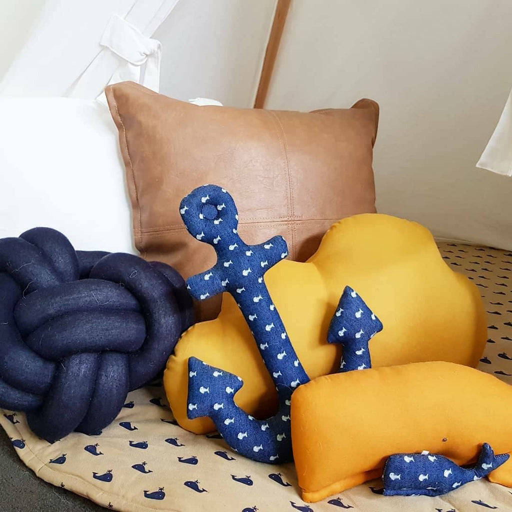 Kids Cloud Cushions - Petit Luxe Bebe