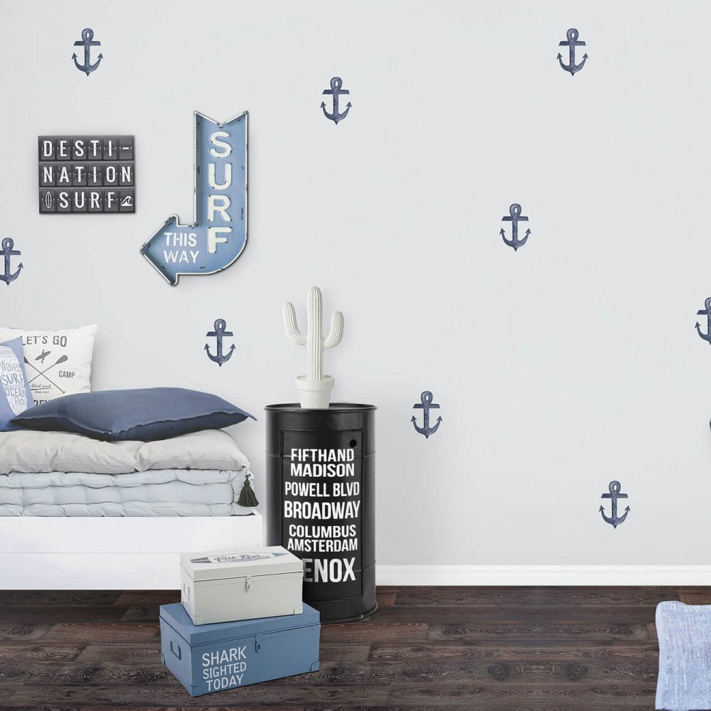 Anchors Wall Decals - Petit Luxe Bebe