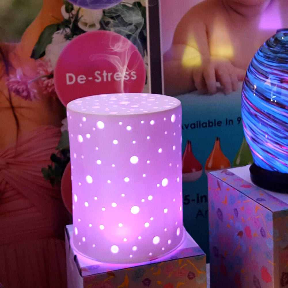AROMA SKY Ultrasonic Diffuser - Petit Luxe Bebe